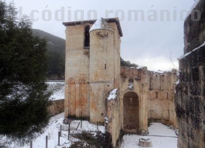 Torre de San Pedro de Arlanza.