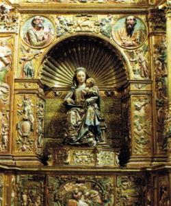 Virgen de la Calva