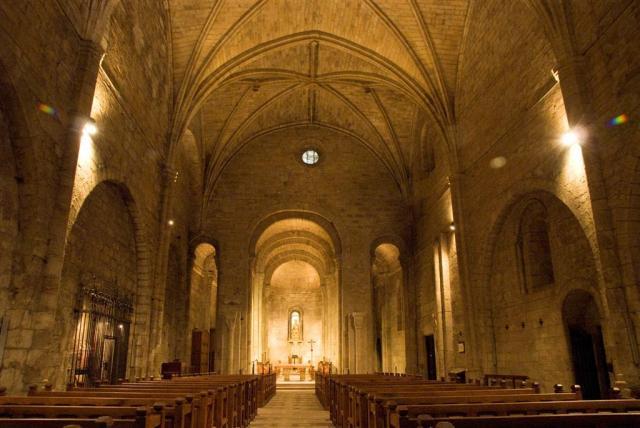 Iglesia Leyre